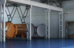 Peinture sol époxy pour milieu industriel résistante aux produits chimiques