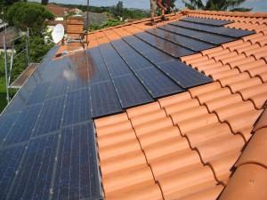 Pose de tuiles Photovoltaïques - 02